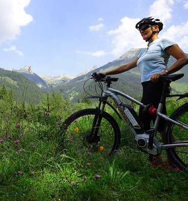 ebike Lechtal Radweg Fahrradverleih Kempten