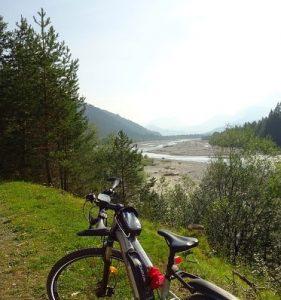 likeebike geführte touren Allgäu Kempten Fahrradverleih