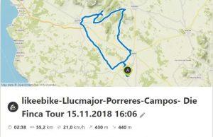 Llucmajor-Porreres-Campos-Die Finca Tour